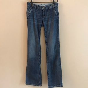 GAP Limited Edition Wide Leg Jeans - 2